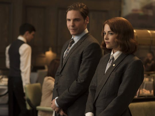 "Daniel Bruhl plays the maitre d' of a famed restaurant in ""Burnt."""