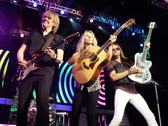 James Young, Tommy Shaw, Ricky Phillips