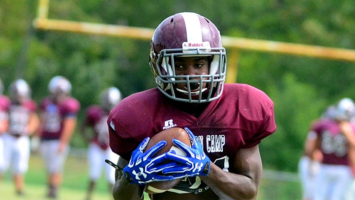 Football Preview: Station Camp charges forward
