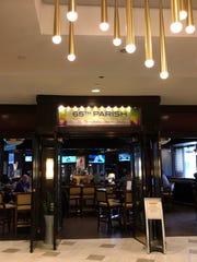 During Mardi Gras the Washington Hilton renames its bar the 65th Parish.