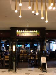 During Mardi Gras the Washington Hilton renames its bar the 65th Parish.