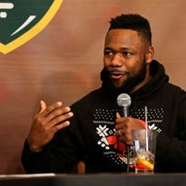 Ty Montgomery: 'We just stuck together'
