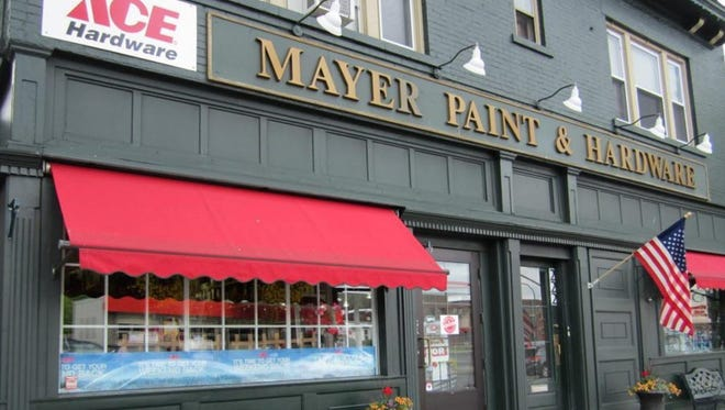 Mayer Paint & Hardware, 226 Winton Road, Rochester.