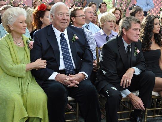 Ellen Burstyn (from left), George Kennedy, Thomas Haden