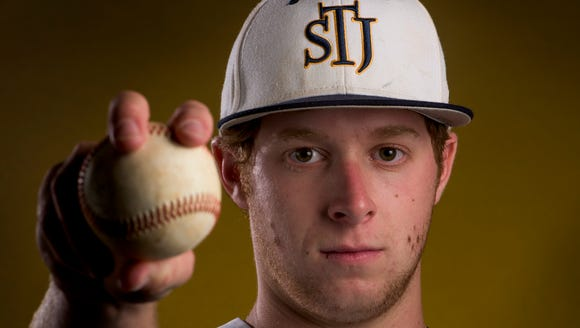 St. James right-hander Davis Daniel was expected to