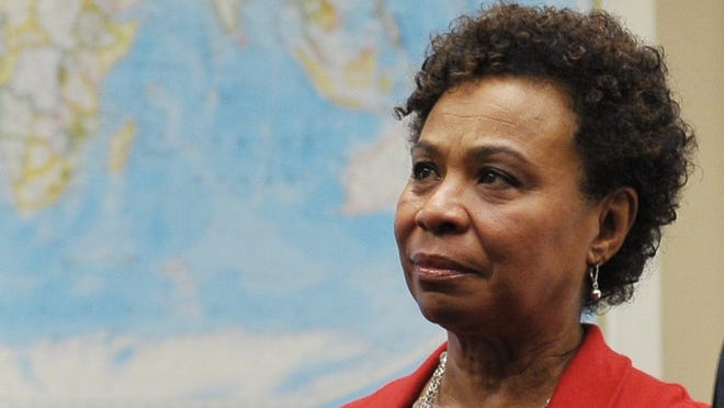 Rep. Barbara Lee, D-Calif., is a member of the House Appropriations Subcommittee on State, Foreign Operations and Related Programs.