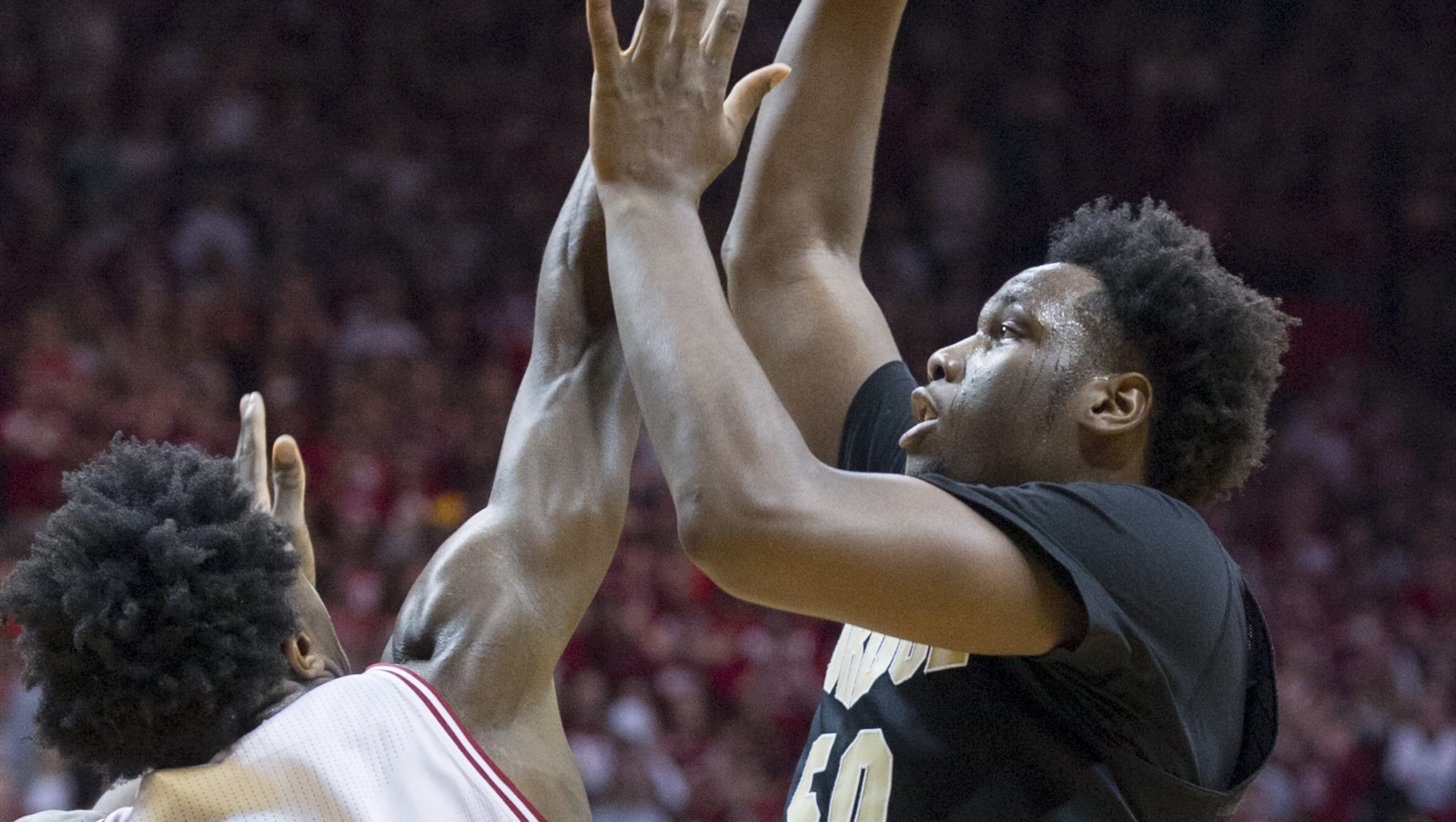 The Purdue Boilermakers basketball team is a college basketball program that competes in NCAA Division I and is a member of the Big Ten Conference
