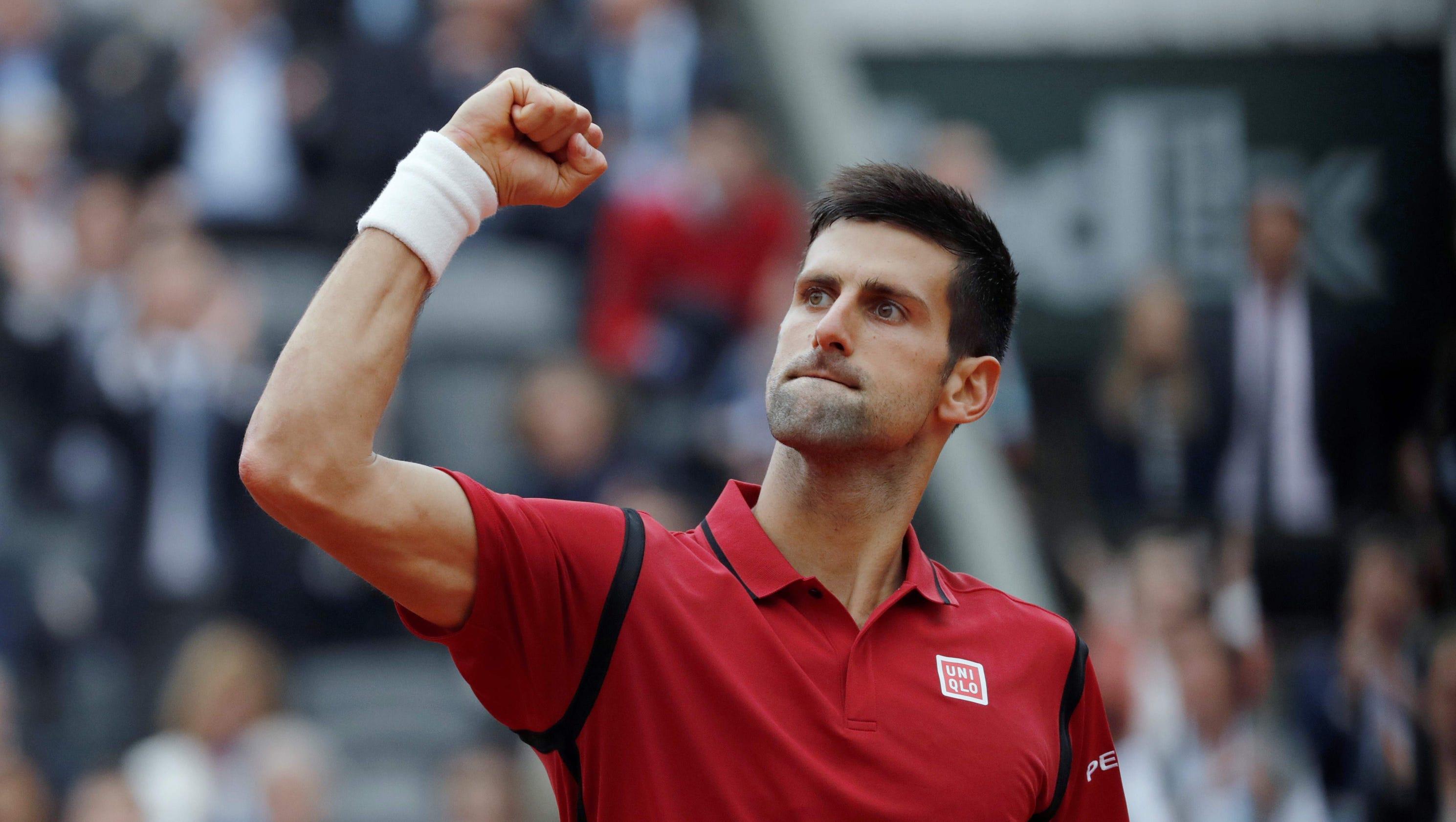 Novak Djokovic beats Andy Murray in final, makes history