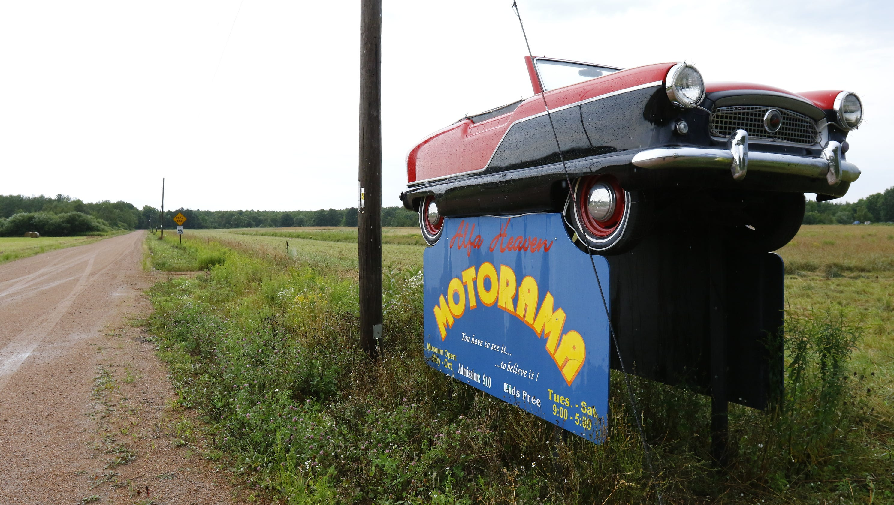 Five reasons why you need to go to motorama a car lover 39 s for Marathon electric motors wausau wi