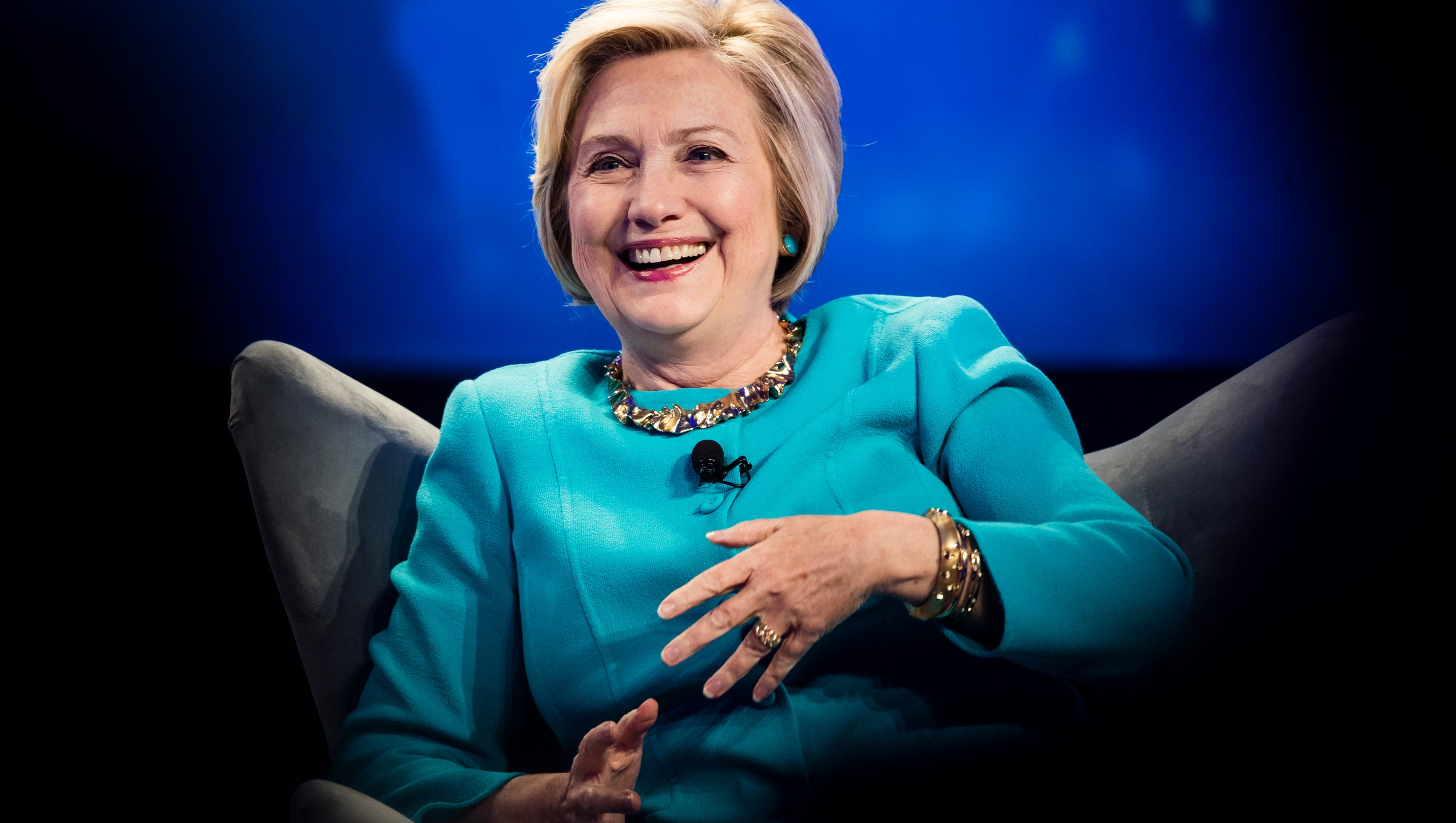 Hillary Book Tour Boston