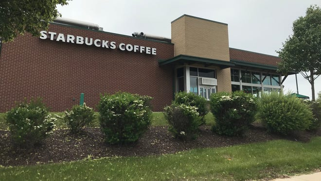 Two youths ran away with the tip jar sitting at the drive through of Starbucks Coffee, 1500 S. 108th St., West Allis.