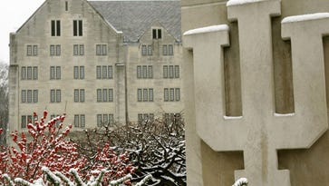 Indiana University says students who peacefully protest for gun control still welcome