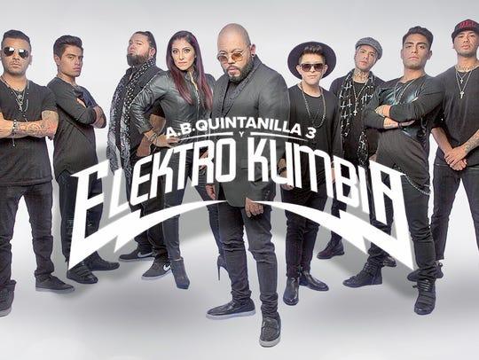 As part of Ruidoso Down's Mexican Fiesta, AB Quintanilla