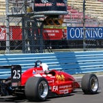 Sportscar Vintage Racing Association cars helped Watkins Glen International kick off Opening Weekend on April 15 after a ribbon-cutting ceremony for the track's newly repaved surface. Fans were able to take their cars on the track Saturday and Sunday during Opening Weekend.