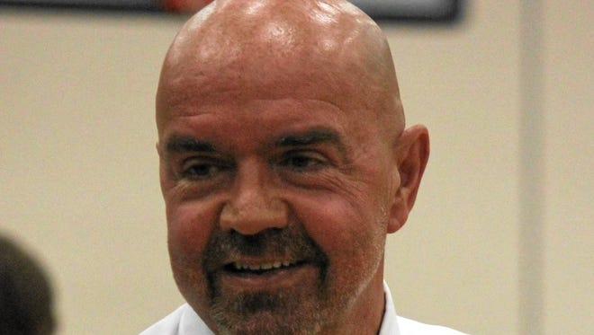Dave Shoemaker, Paint Valley (OH) HS boys basketball coach