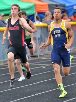 SPASH's Tyler Patoka is one of at least a dozen Stevens Point Area athletes who has a chance to make some noise at the WIAA State Track and Field Meet in La Crosse on Friday and Saturday.