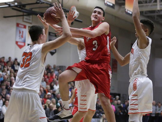 Kimberly's Will Chevalier is one of UWGB's recent local