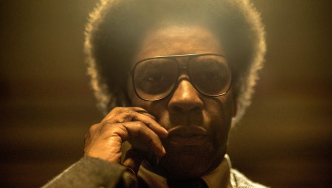 "Denzel Washington stars in ""Roman J. Israel, Esq."""