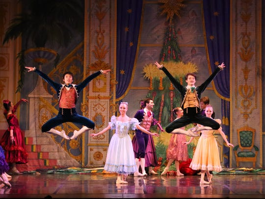 """The 200 costumes used in the Moscow Ballet's """"Great"""