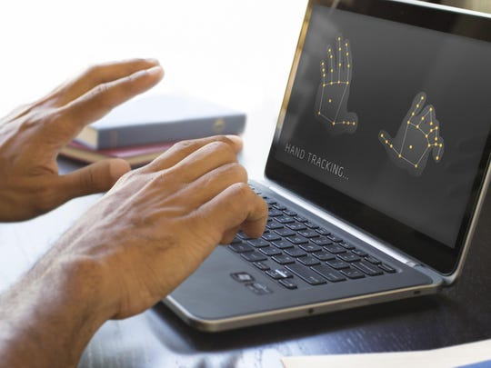 Orthosense uses RealSense to identify, calculate and record hand and wrist range movements for orthopedic specialist and surgeons.