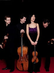 The Belcea Quartet delivers its fifth performance at