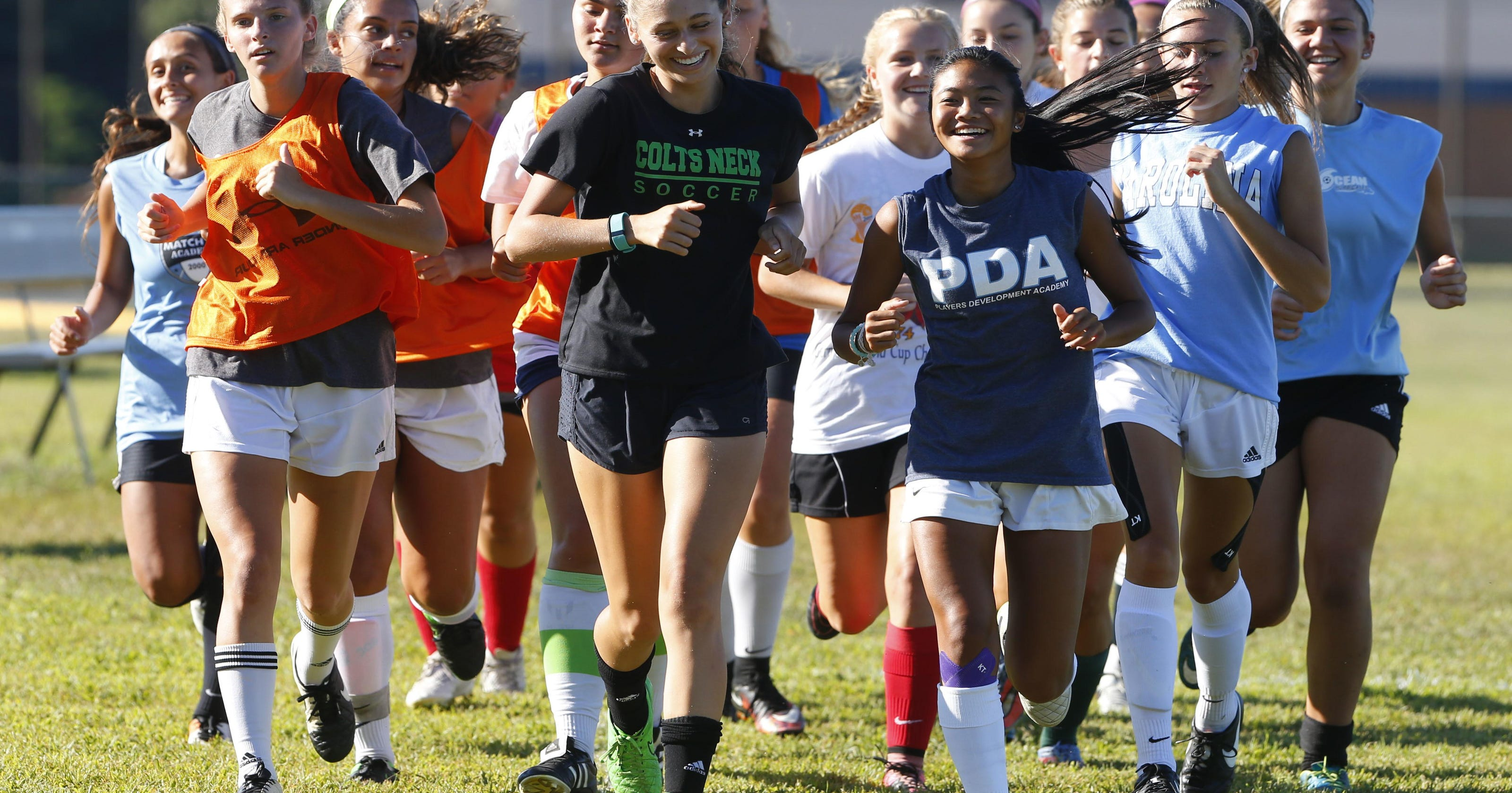 fdfa8d763 Girls Soccer  2016 Shore Conference Team Capsules