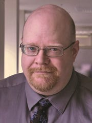 """Steven Warren Hill served as the lead writer and project manager for """"Red White and Who: The Story of 'Doctor Who' in America."""""""