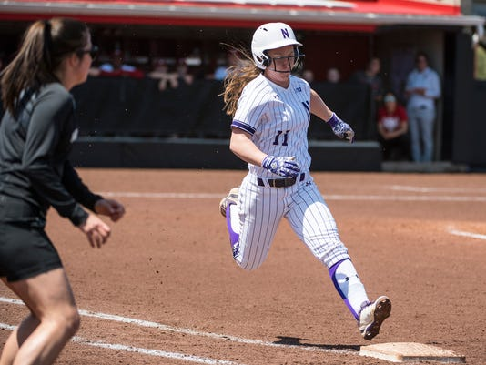 Northwestern Softball vs. Wisconsin