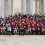 GALLERY: Scenes from the May 12 Twin Tiers Honor Flight