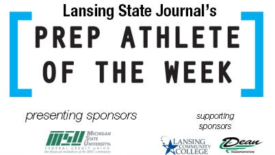 Lansing State Journal athlete of the week