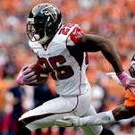 Falcons RB Tevin Coleman '100 percent' recovered from injury