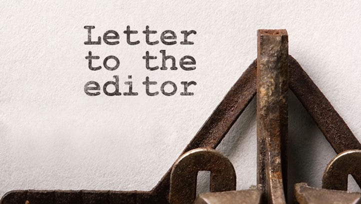 Letter to the editor: A distorted view of the news