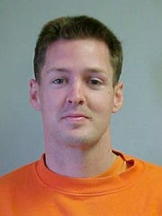 Todd Kohlhepp, seen in an undated Arizona Department of Corrections photo, was released from prison in Arizona in November 2001.