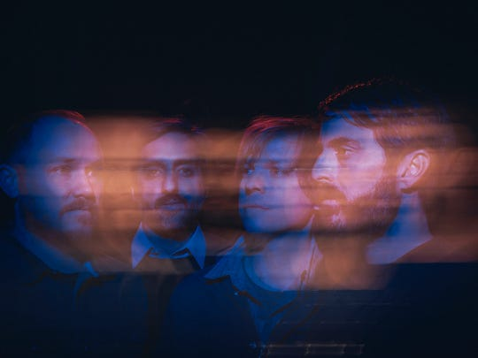 Explosions in the Sky performs Wednesday at the Pabst Theater.