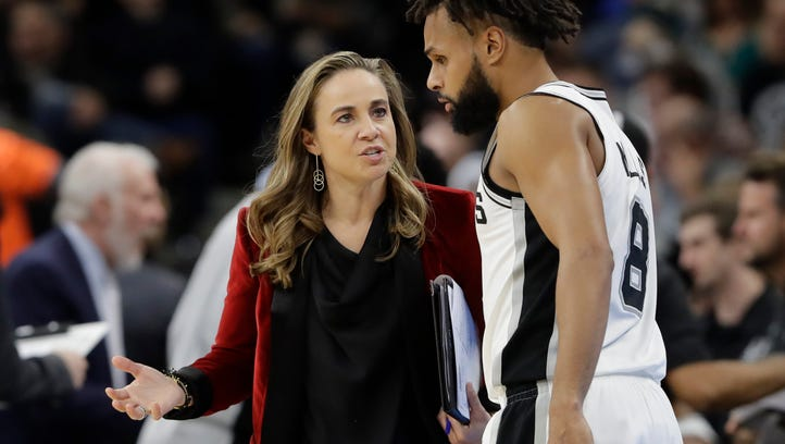 'She's interesting, qualified': Pistons likely to consider Hammon for coach