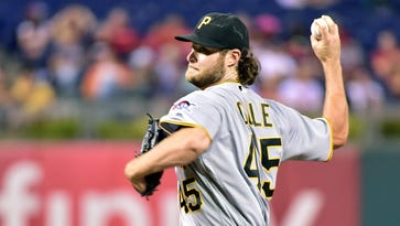 Pirates' Gerrit Cole put on 60-day DL, season over