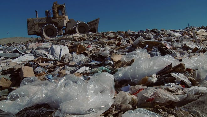 A Colorado landfill shows how plastics have infiltrated our world.