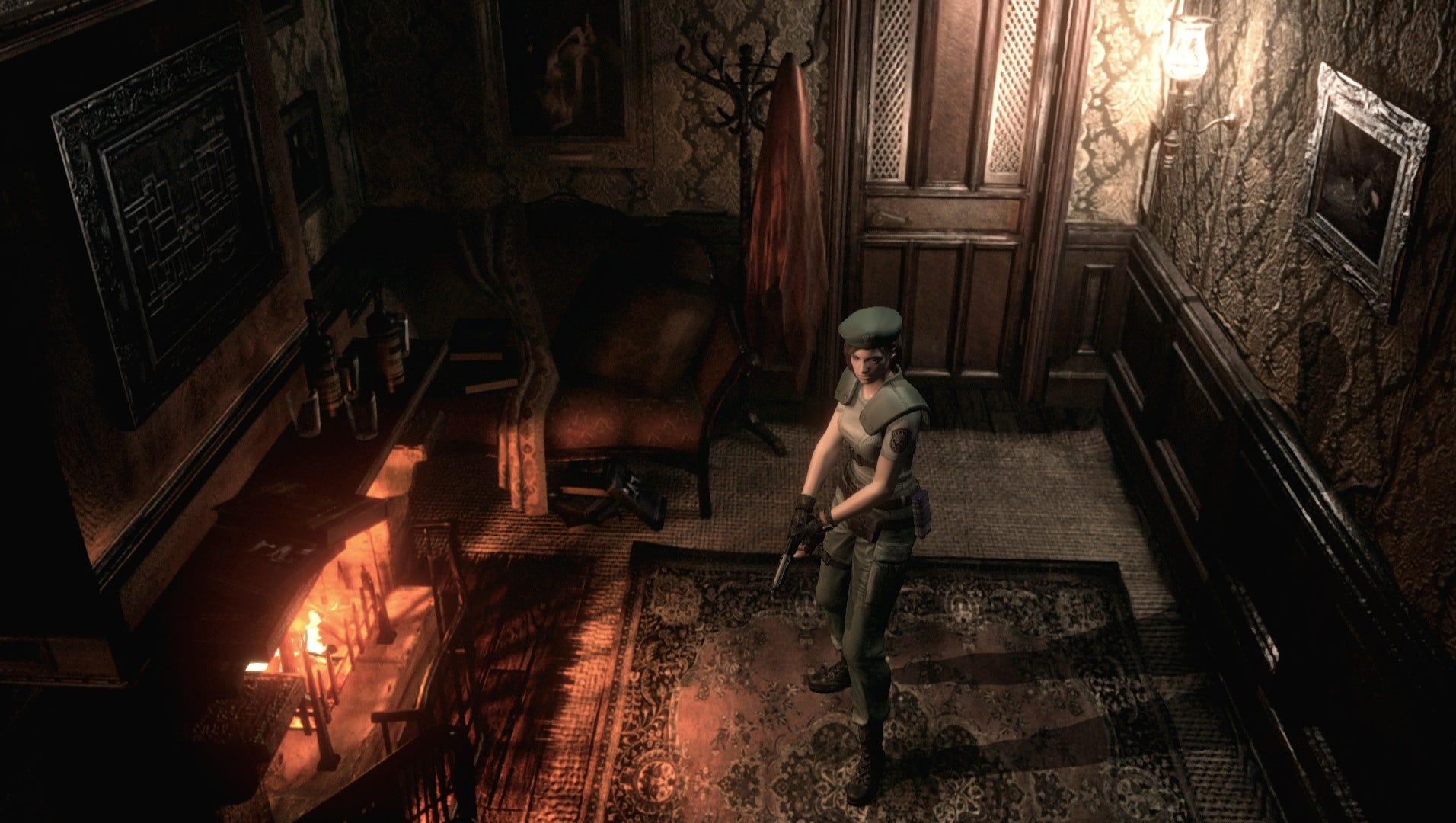 Dead But Rising Resident Evil Hd Remaster Review Technobubble
