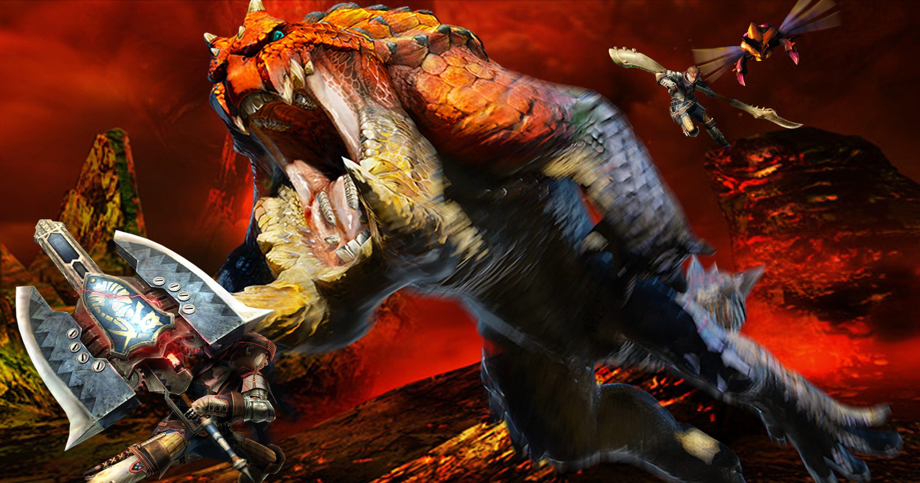 Technobubble: The Monster Hunter 4 Ultimate Beginner's Guide