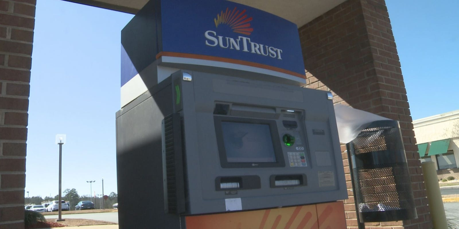 Thieves steal information through ATM card-skimming