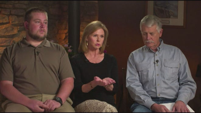The Arizona aid worker's family talks about how U.S. policy stood between them and their loved one.