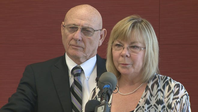 The parents of a woman who was killed in the Aurora movie theater shooting have lost their bid to hold ammunition sellers liable for the attack.
