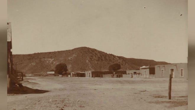 The town of San Luis was founded in 1851.