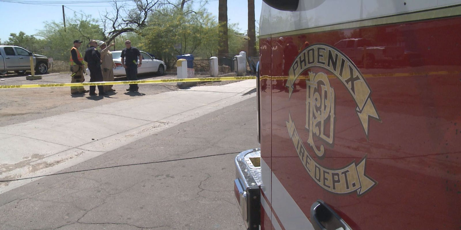 Exclusive: Behind the scenes at Phoenix busiest fire station