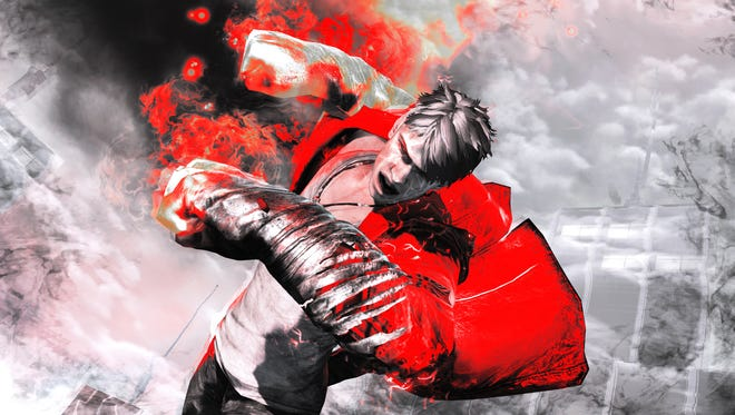 "Young Dante definitively returns in ""DmC: Devil May Cry Definitive Edition."""