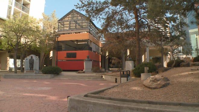 Sakura Square sits at the corner of 19th and Larimer Street in Denver.