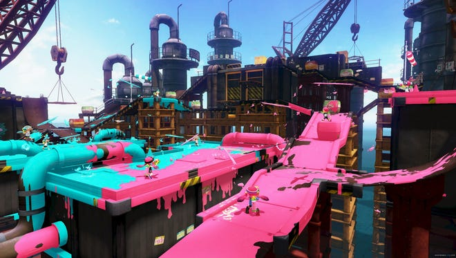 Need that extra advantage to get your splat on? Here's a description of all the abilities in Nintendo's colorful shooter Splatoon.