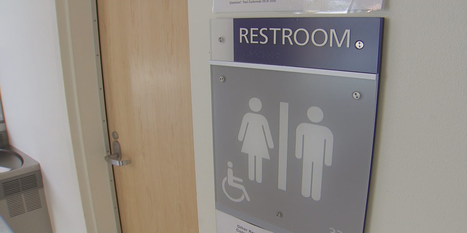 UW Students Call For More Gender-neutral Restrooms