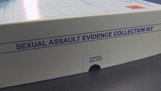 Sexual assault kit (Washington State)