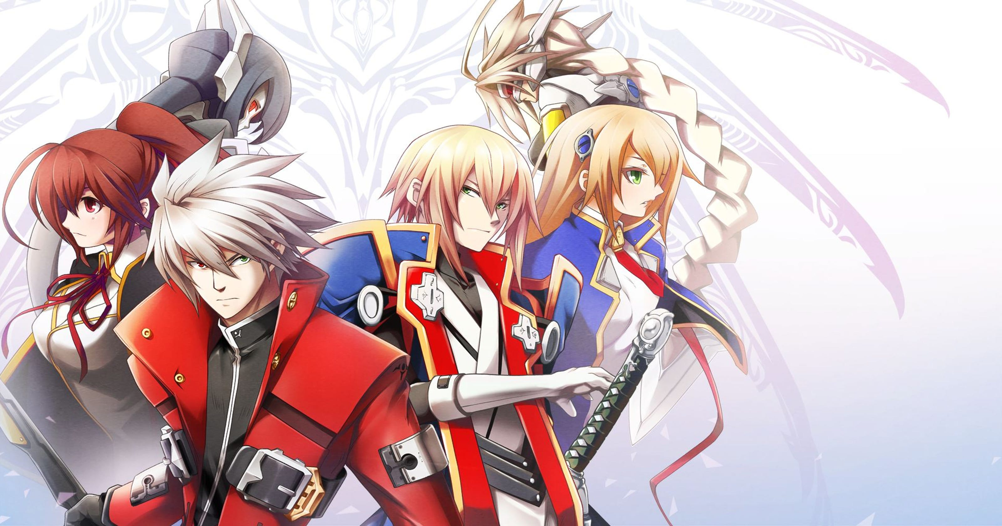 Cover Blazblue Chrono Image - Querciacb